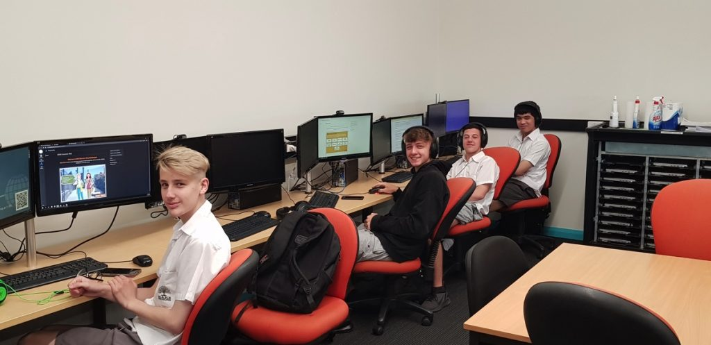 St Paul's College Walla Walla - AWS Work Placement