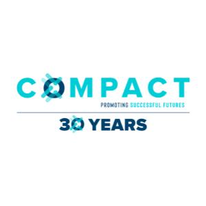 COMPACT Inc 30 Years Logo